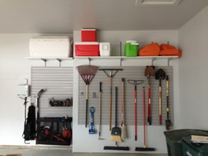 prep your garage for Spring