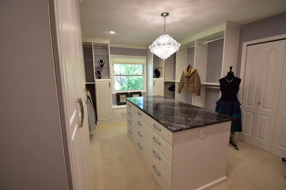 Custom Closet Systems St Louis MO